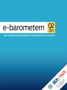 E-barometern